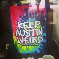 Hard for Austin not to be weird and I loved it.