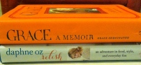 Grace: A Memoir by Grace Coddington and Relish by Daphne Oz