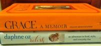 Grace: A Memoir by Grace Coddington and Relish by Daphne Oz