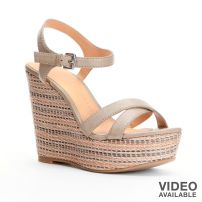 LC Lauren Conrad Wedges