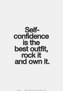 You have to bring your confidence to the room. People want those that believe in who they are and their abilities. You got this!