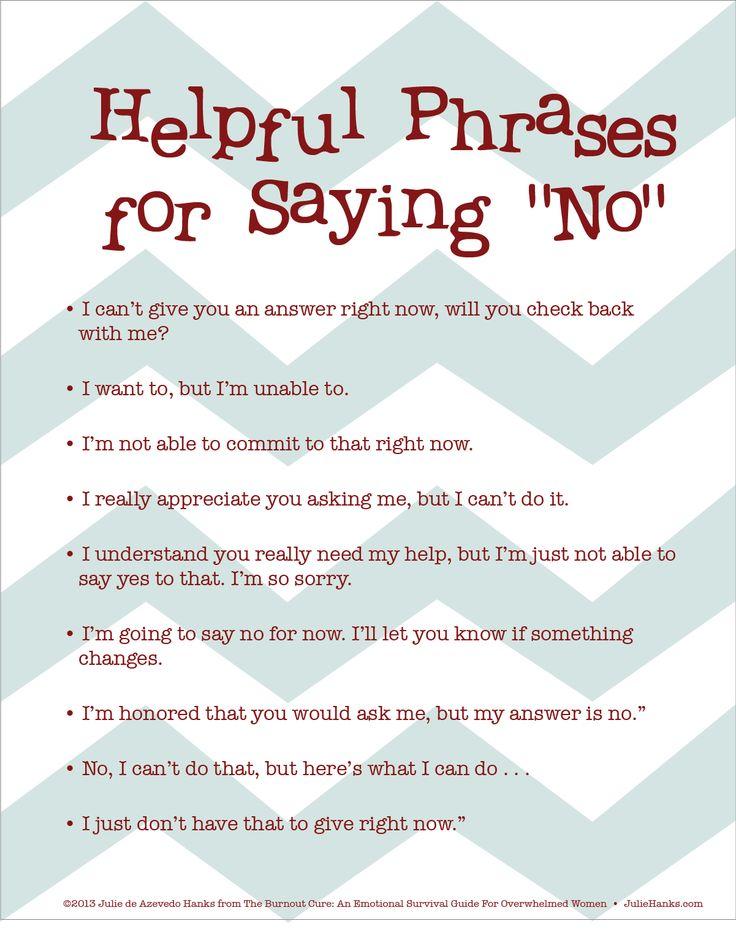 ways to say said pdf