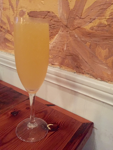 Mimosa at Poogan's